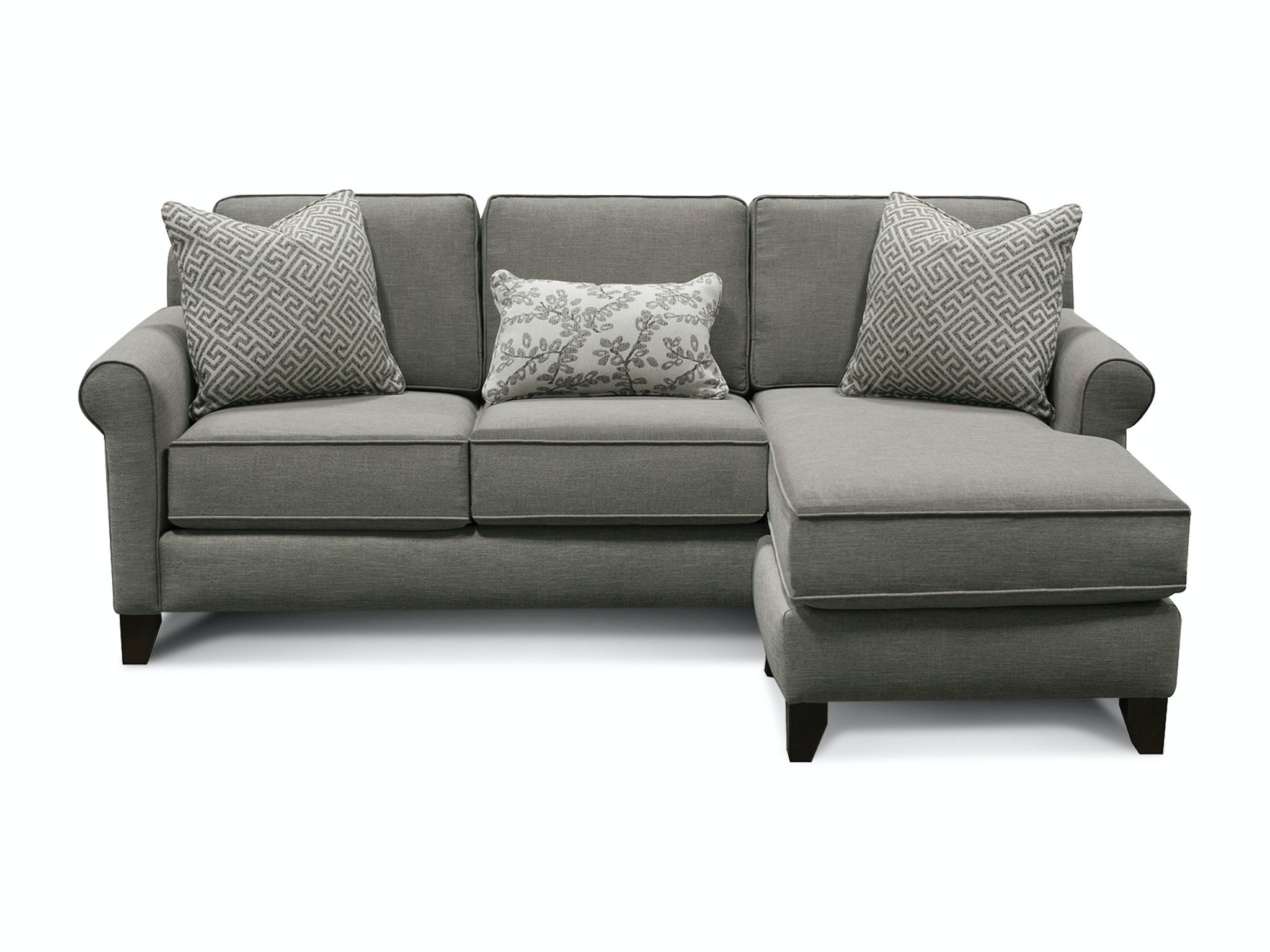 Charmant England Spencer Sofa With Chaise 7M00 56
