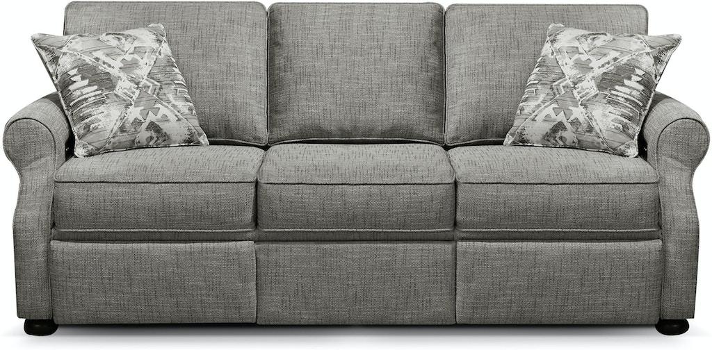 England Living Room Beckett Sofa With Power Ottoman 7z00