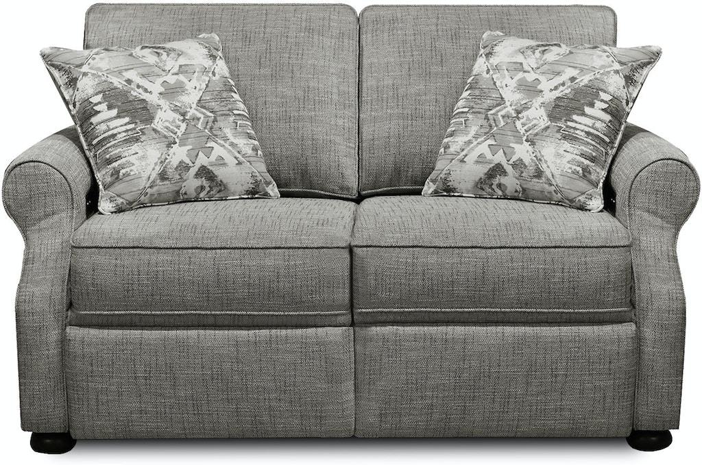 Prime England Living Room Beckett Loveseat With Power Ottoman 7Z00 Machost Co Dining Chair Design Ideas Machostcouk