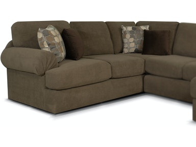 England Living Room Abbie Sofa 8255 Seaside Furniture