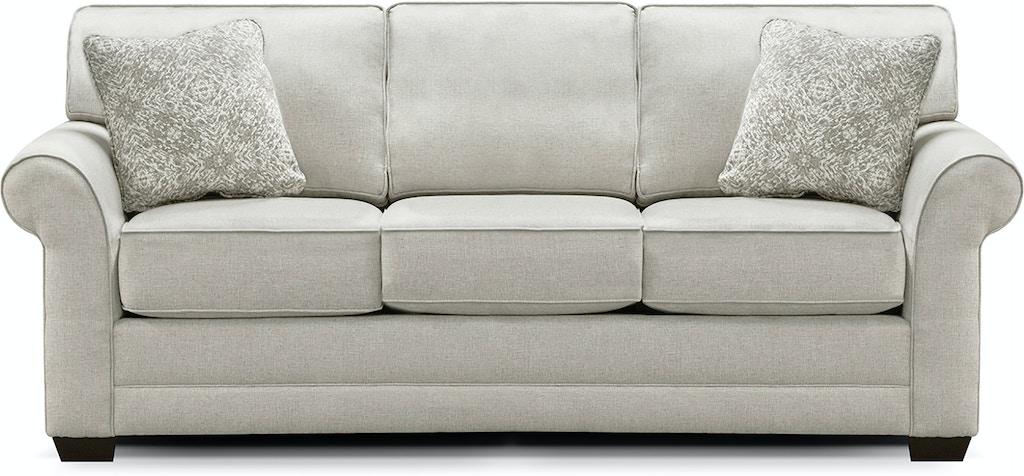 England Living Room Wallace Sofa 8h05 England Furniture