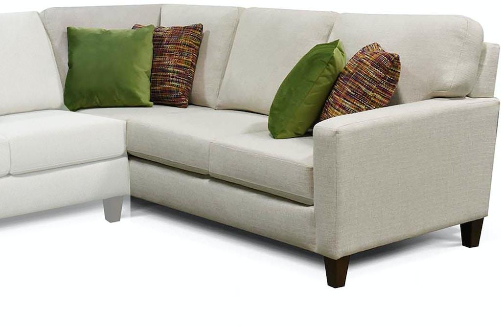 England Living Room Roxy Right Arm Facing Corner Sofa 8S00 ...