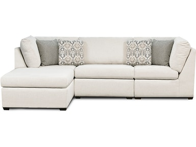 Living Room Sectionals - England Furniture - New Tazewell, TN