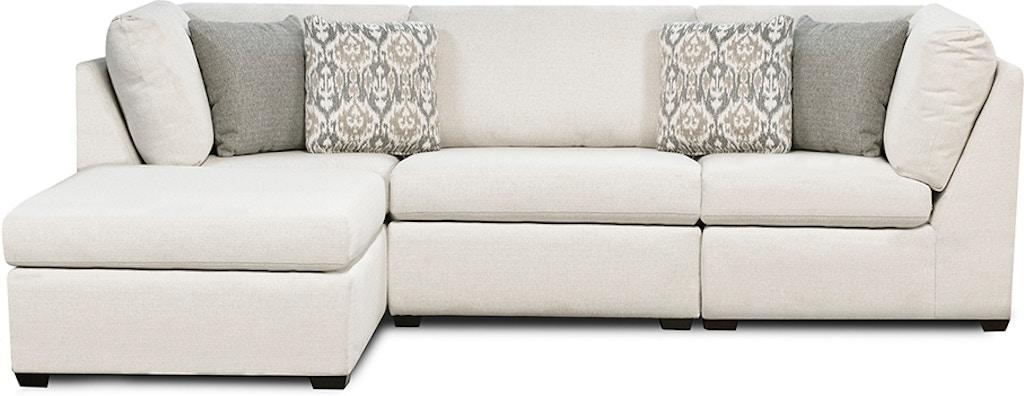 Excellent England Living Room Scottie Sectional 9F00 Sect England Short Links Chair Design For Home Short Linksinfo