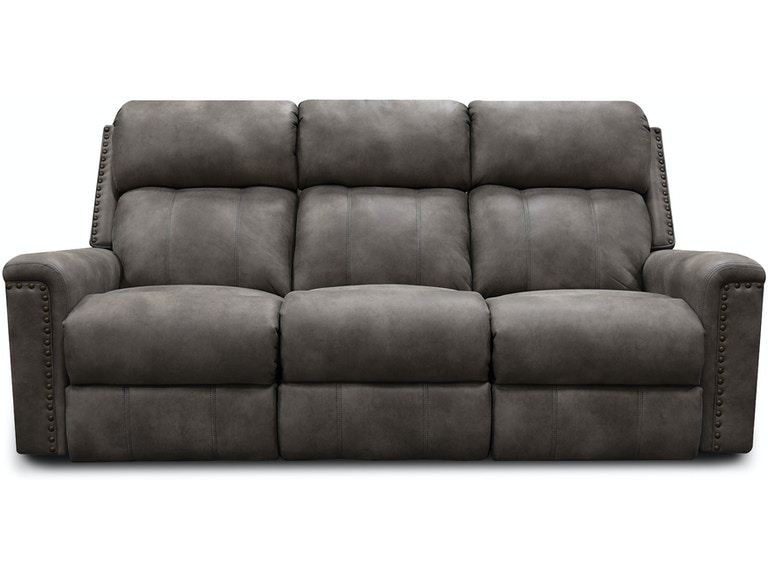England Living Room Reclining Sofa With Nails Ez1c01n