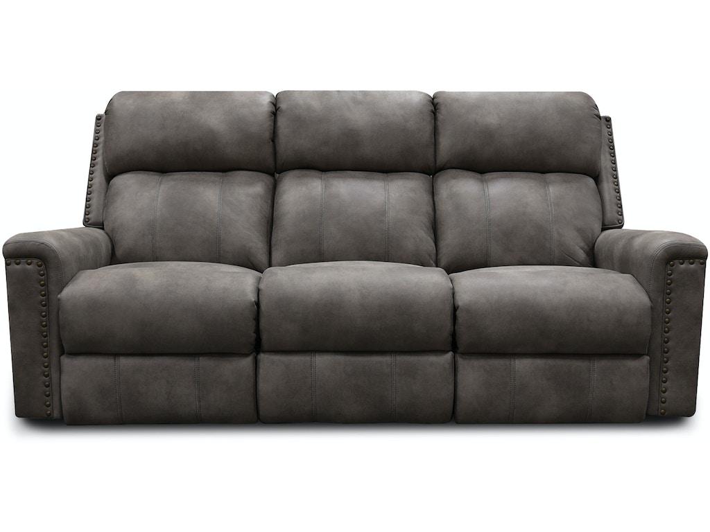 England Living Room Reclining Sofa With Nails E1c01hn