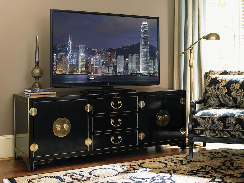 Sligh Home Entertainment Pacific Isle Tv Console 100sb 660 Juliana S Furniture Galleries