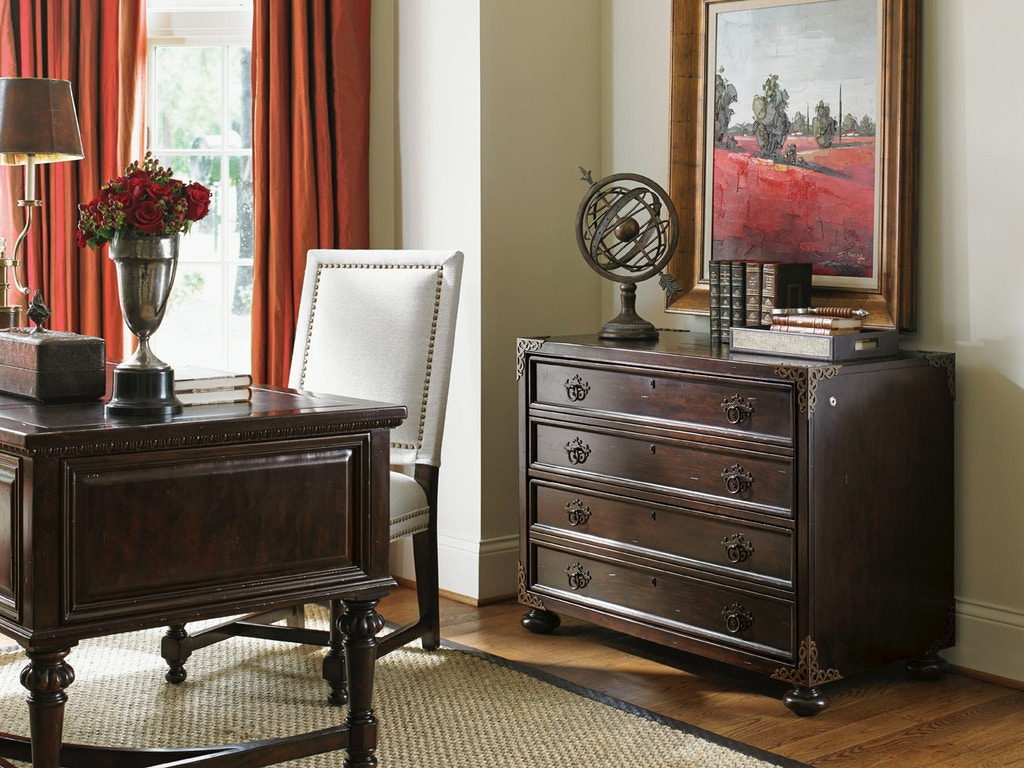 Sligh Home Office South All File Chest 248wn 450 Louis