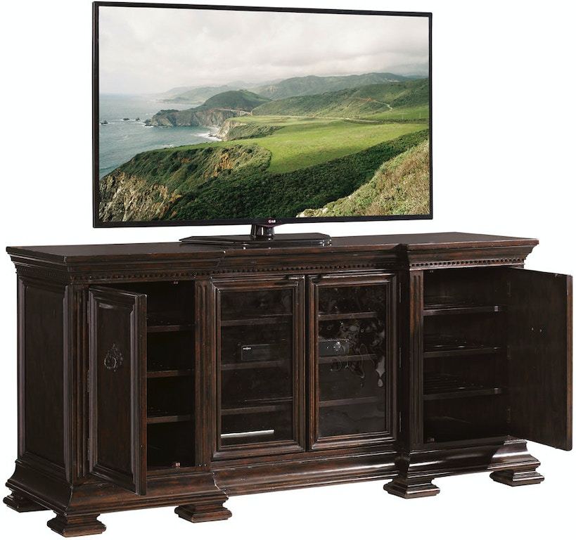 Sligh Home Entertainment Yorkshire Media Console 248wn 661 Juliana S Furniture Galleries