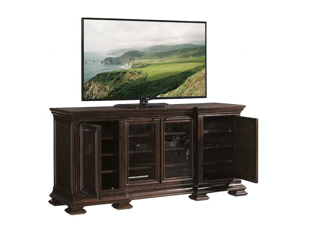 Sligh Home Entertainment Yorkshire Media Console 248wn 661 Weinberger 39 S Furniture And Mattress