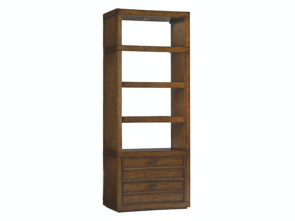 Sligh home office crystal sands bookcase 279lk 645 for K furniture mattress