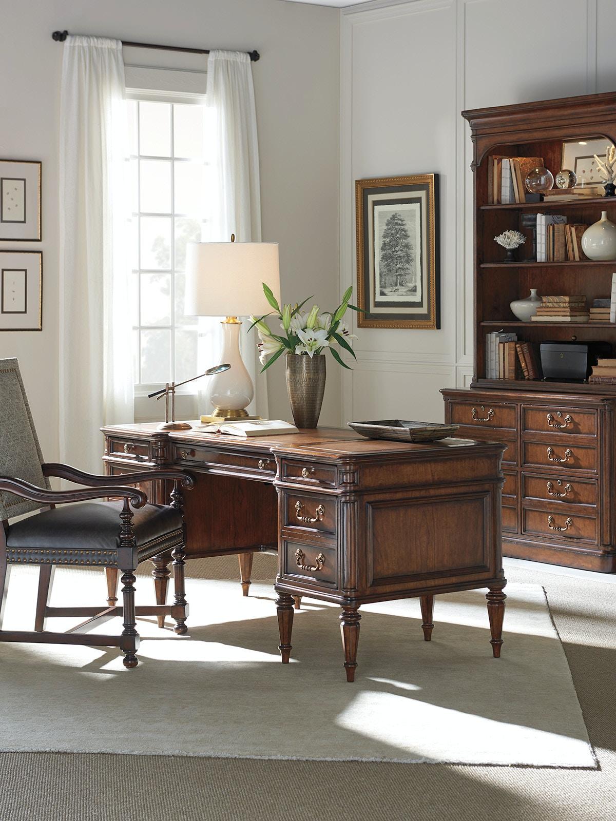 sligh furniture office room. Sligh Wesley Desk 305-402 Furniture Office Room