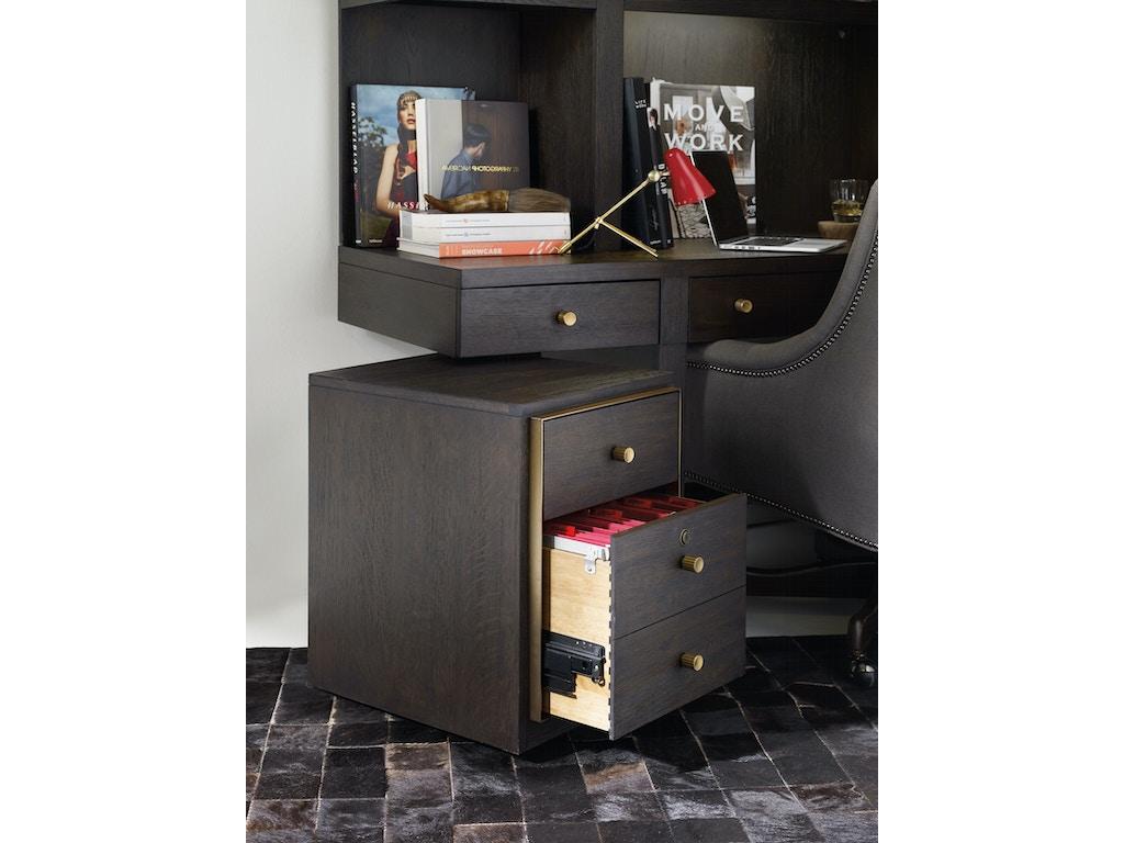 Hooker Furniture Home Office Curata Mobile File 1600 10412