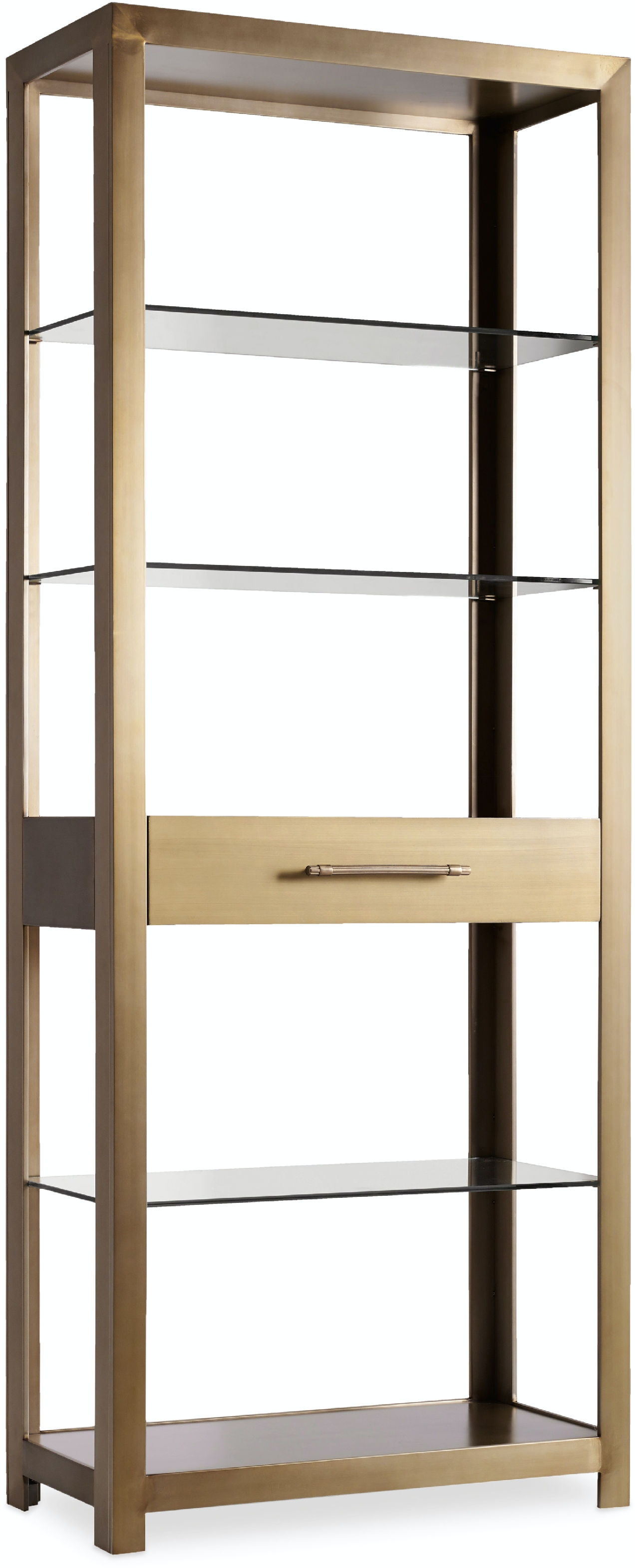 Hooker Furniture Home Office Curata Bunching Bookcase 1600