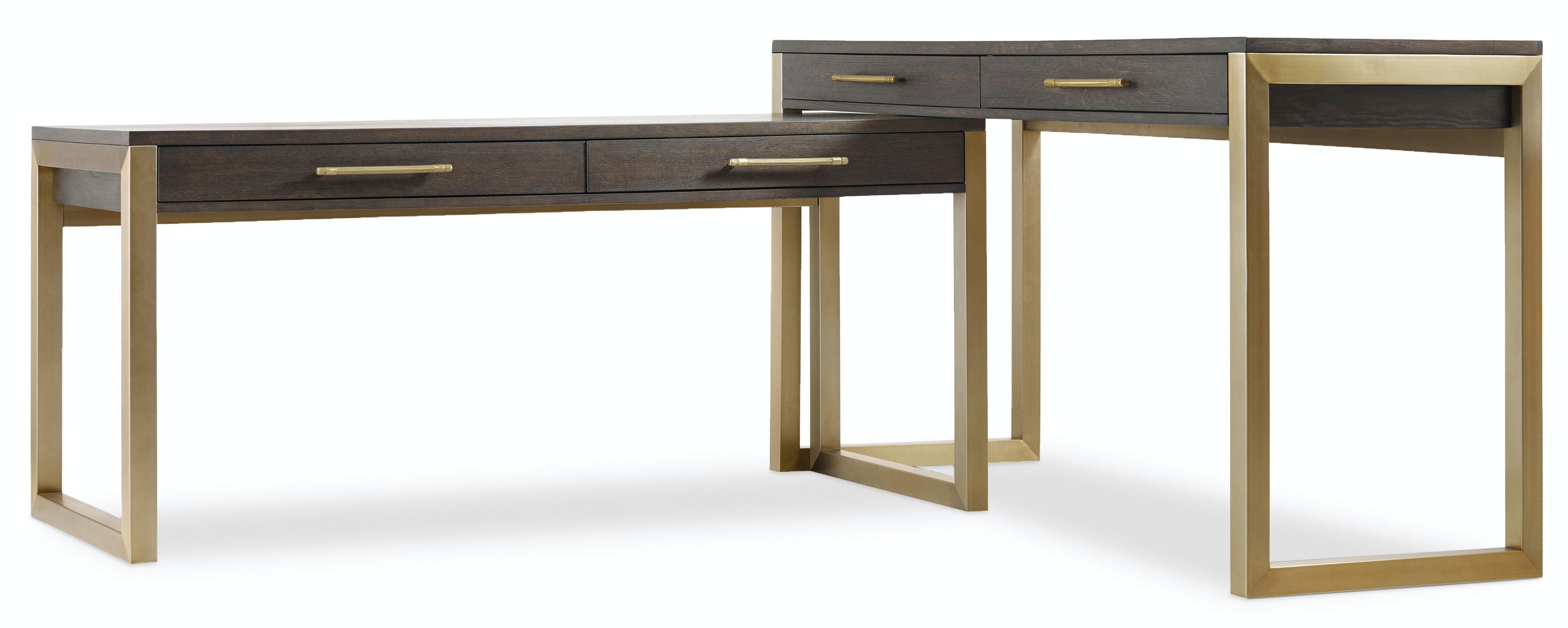 Hooker Furniture Curata 2 Pc Desk Group 1600 10453 DKW