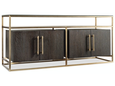 Hooker Furniture Curata Entertainment Console 66in 1600-55466-DKW