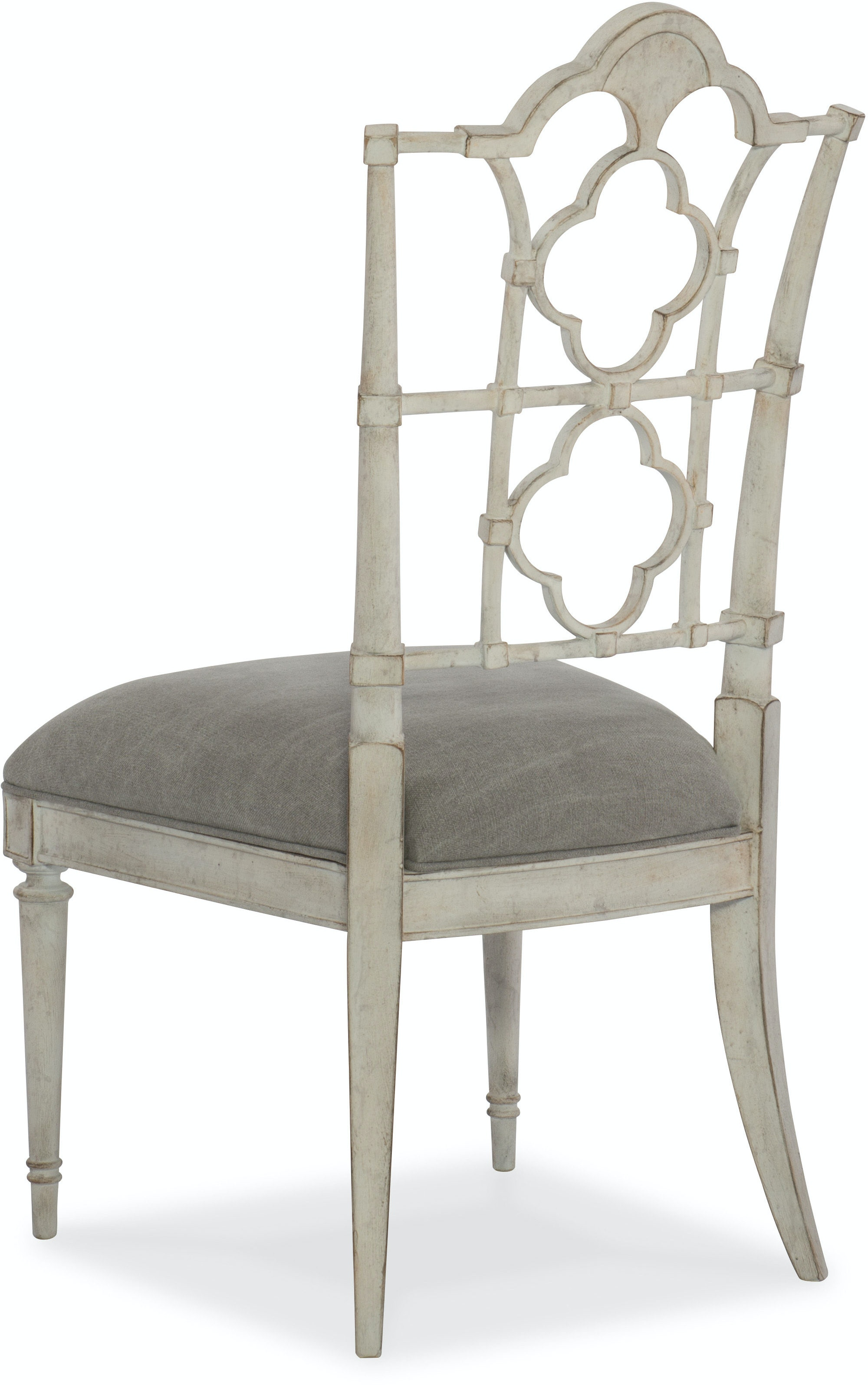 Hooker Furniture Dining Room Arabella Side Dining Chair 1610 WH
