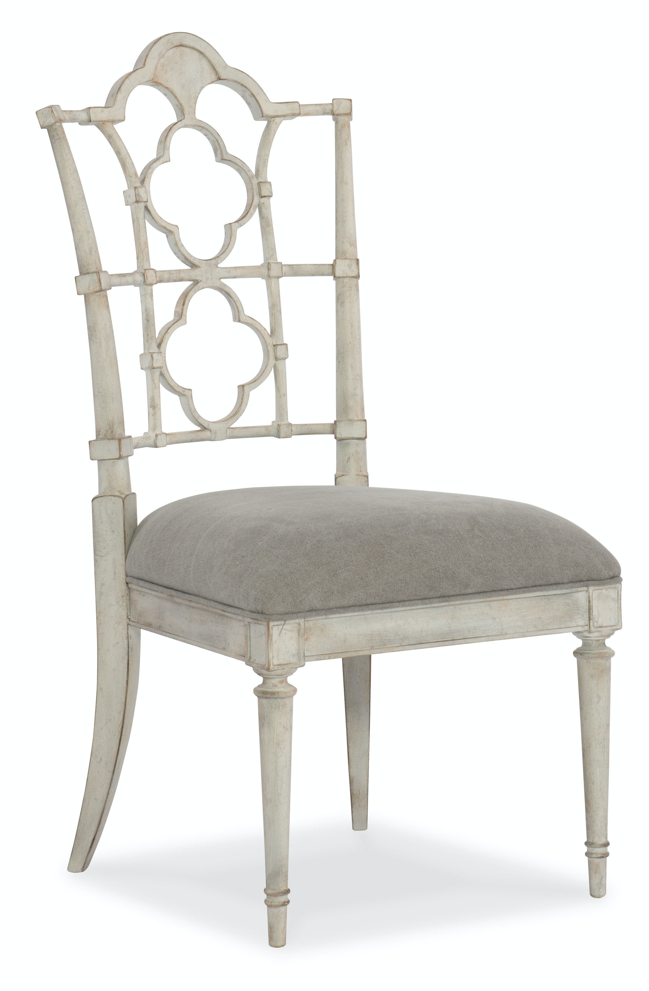 Hooker Furniture Arabella Side Dining Chair 1610 75510 WH