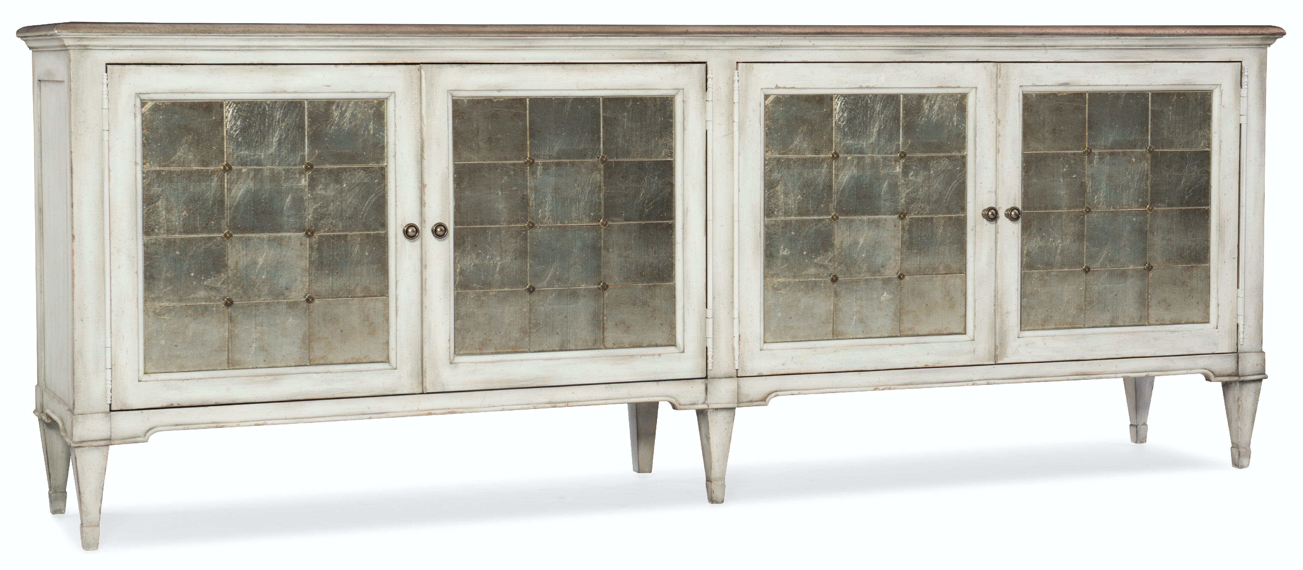 Hooker Furniture Arabella Four Door Credenza 1610 85006 WH