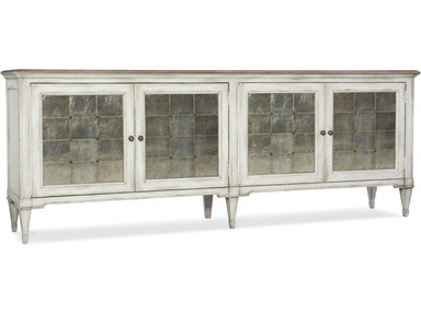 Hooker Furniture Arabella Four-Door Credenza 1610-85006-WH