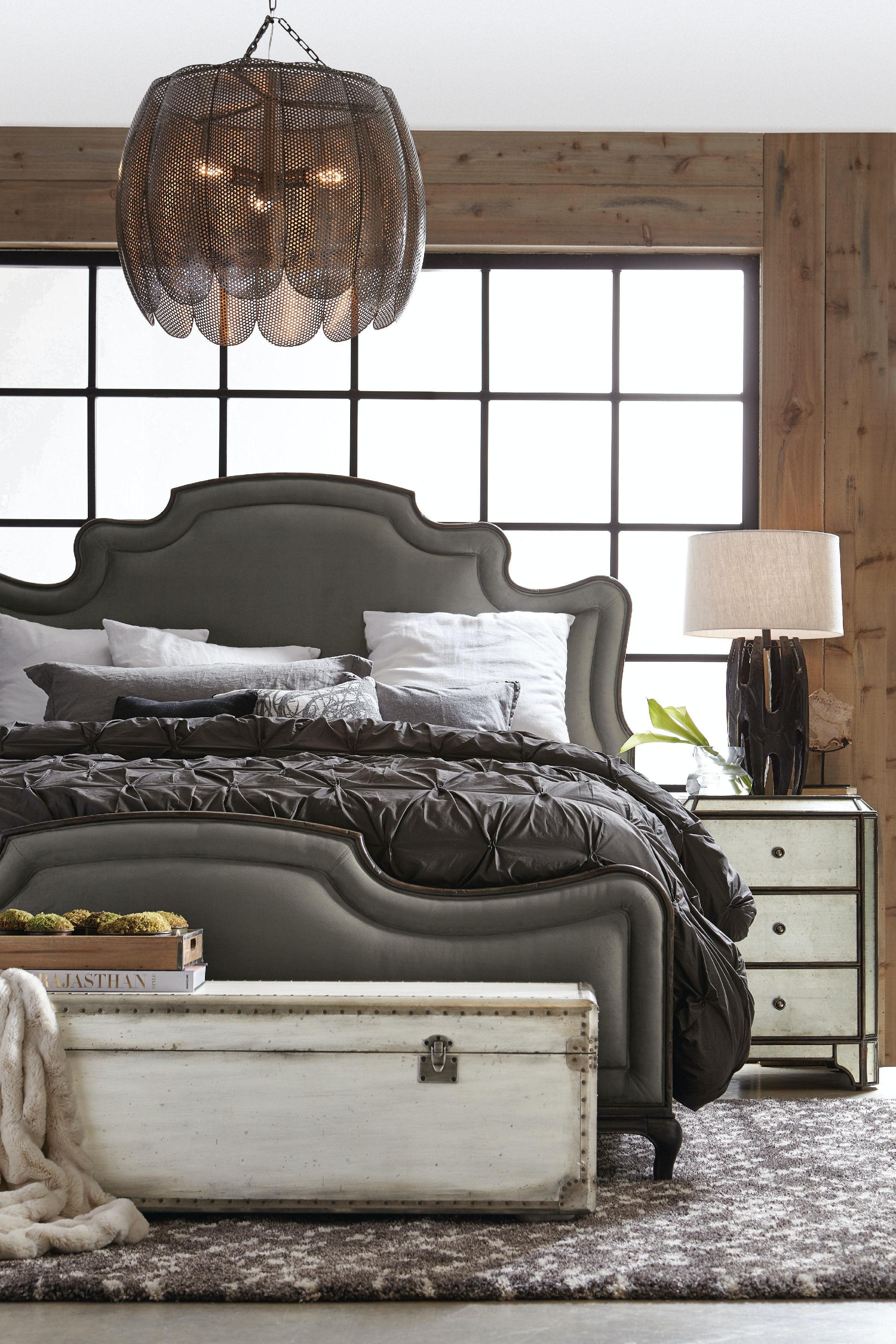 Hooker Furniture Arabella Storage Bench 1610 90019 WH