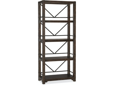 Hooker Furniture Roslyn County Etagere 1618-10445-DKW