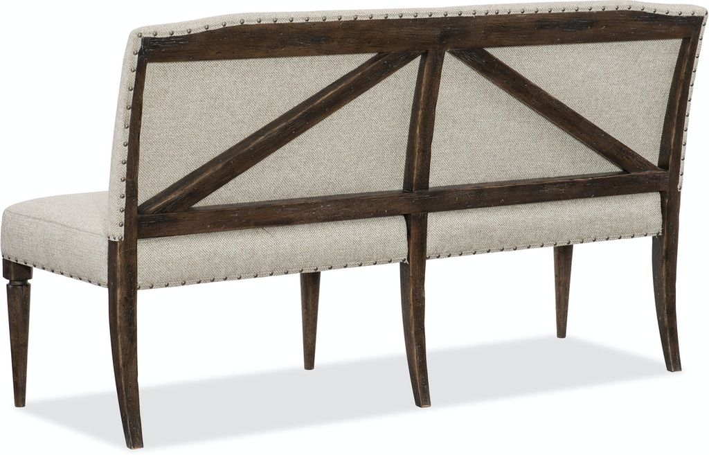 Furniture Roslyn County Upholstered Dining Bench Hs161875019dkw From Walter E Smithe Design