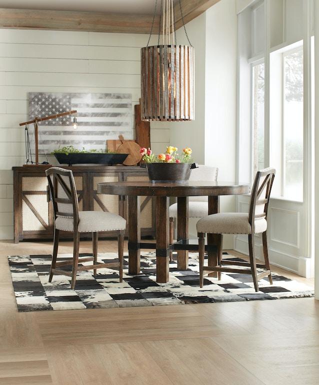 Roslyn Bedroom Furniture Set: Hooker Furniture Dining Room Roslyn County Deconstructed
