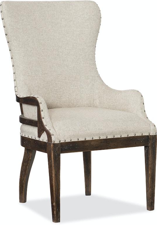 Hooker Furniture 1618 75500 Dkw Dining Room Roslyn County