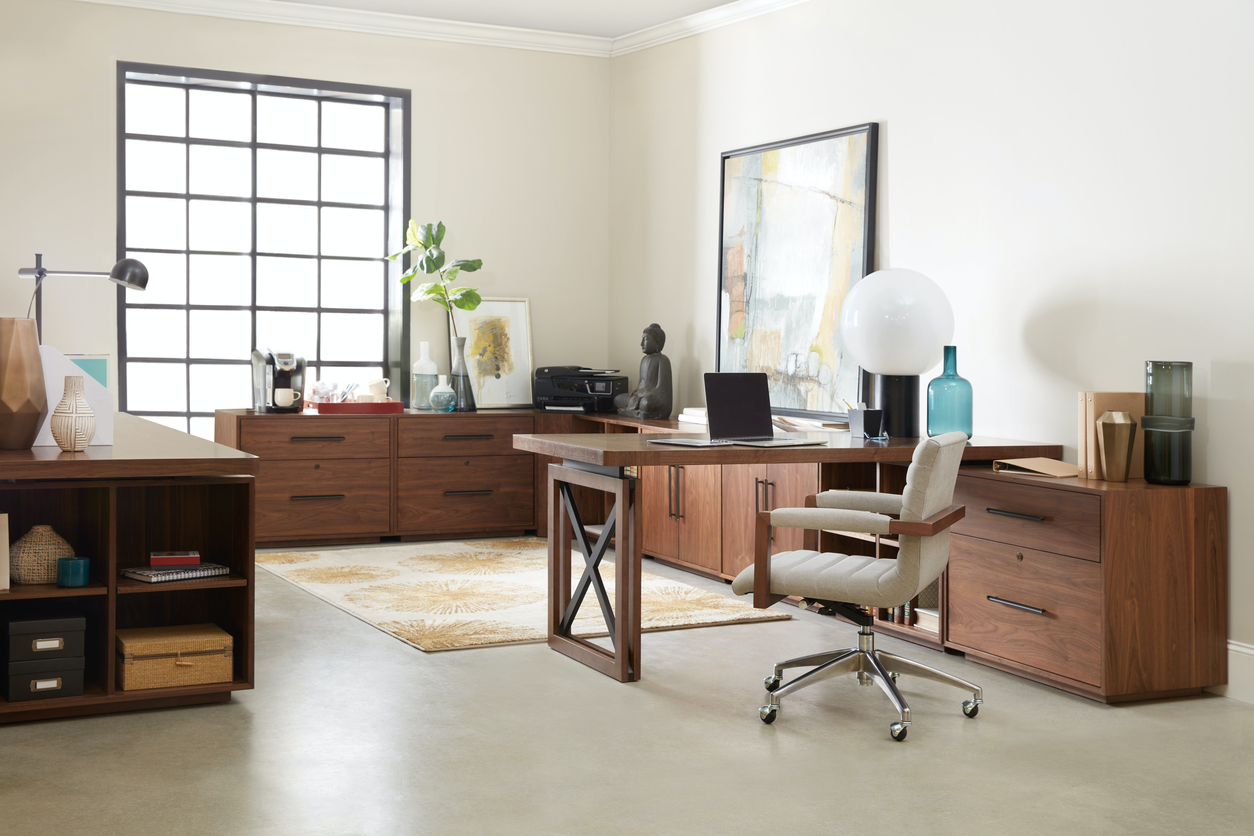 Furniture Home Office Wall System Elon Modular
