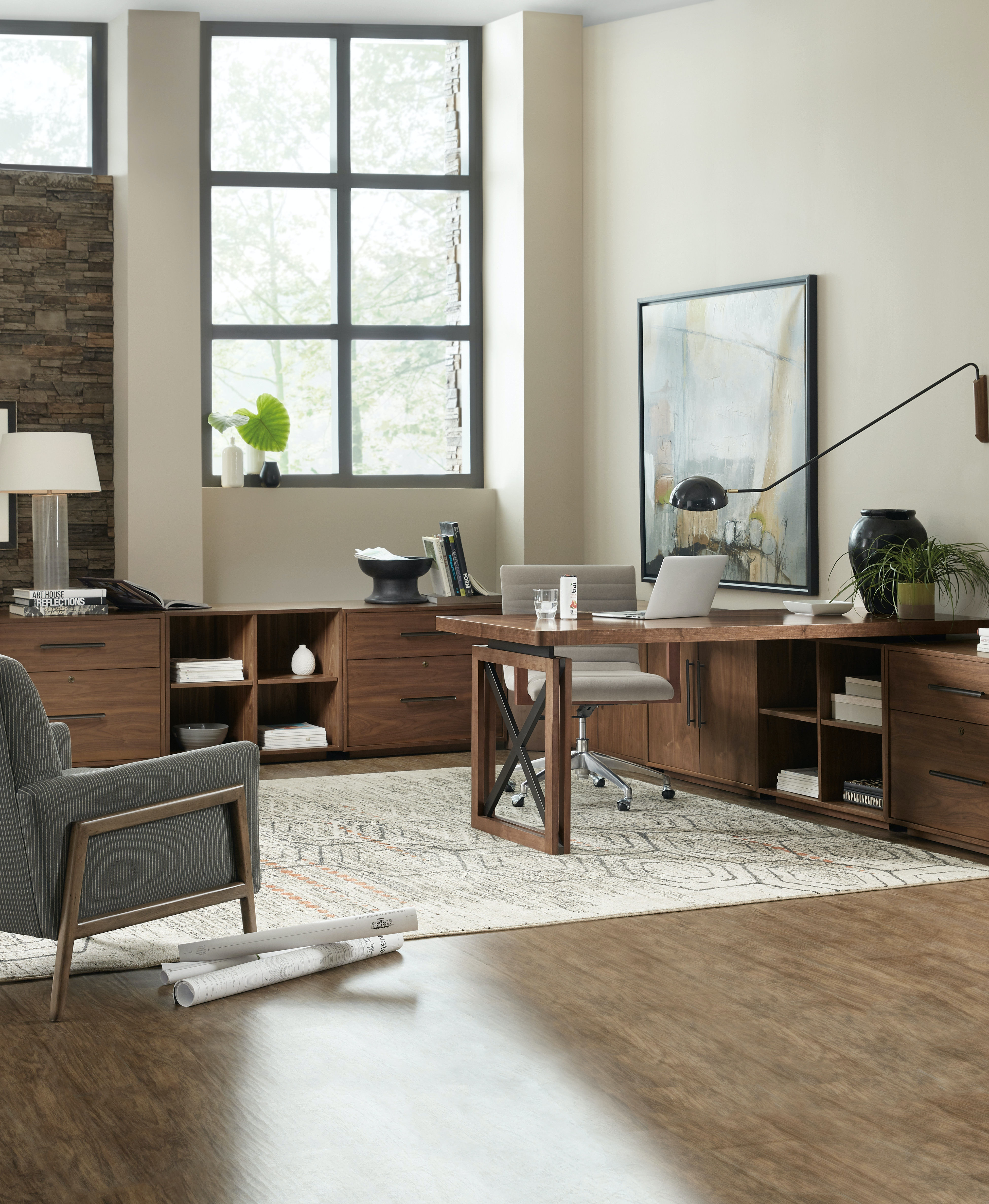 Hooker Furniture Elon Modular Home Office