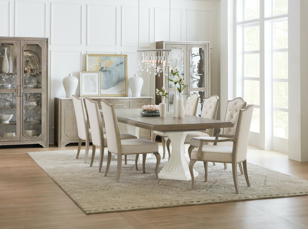 Hooker Furniture Dining Room Modern Romance Double