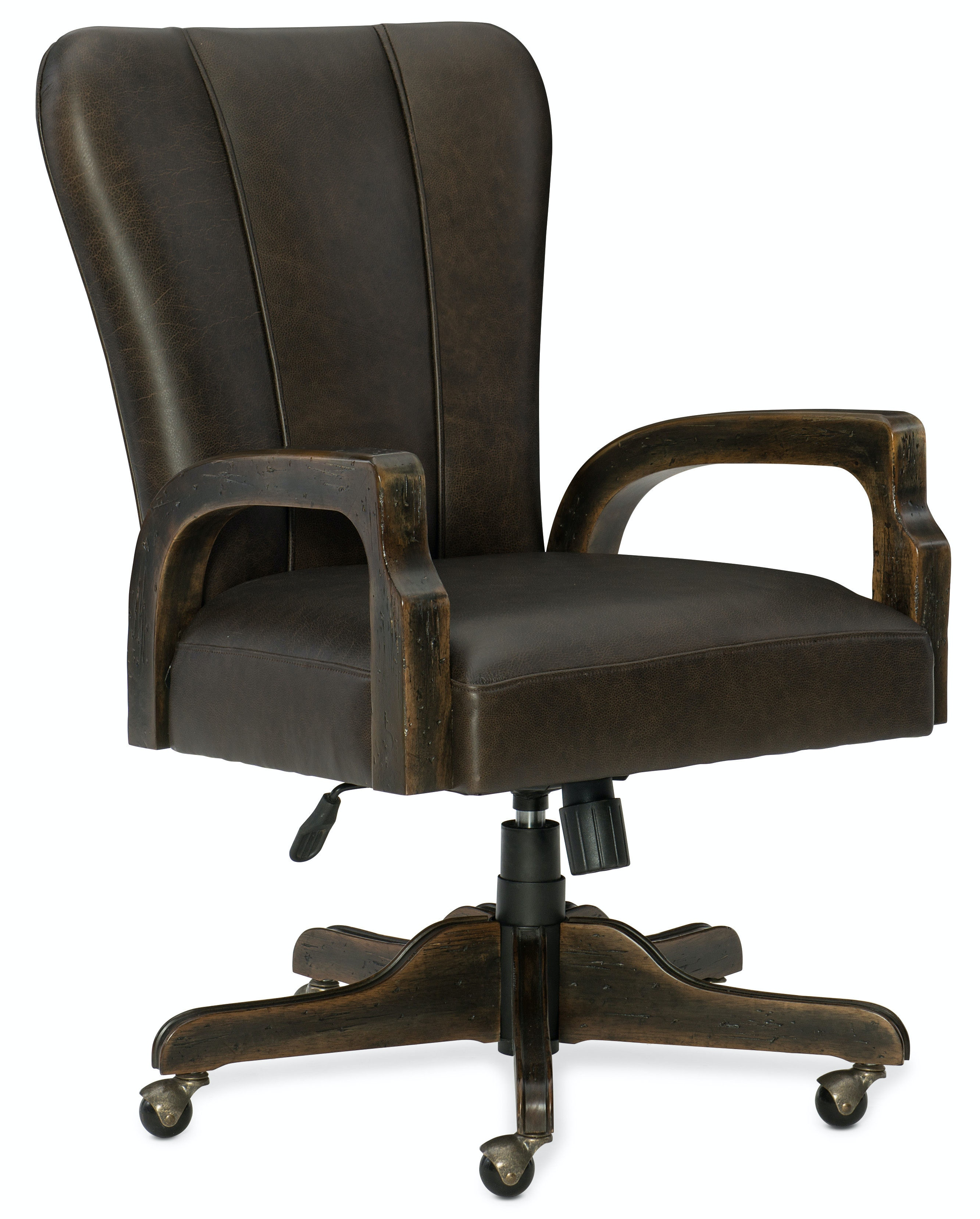 Hooker Furniture Crafted Desk Chair 1654 30220 DKW1