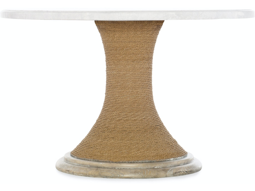 Hooker Furniture Dining Room Amani Round Pedestal Dining