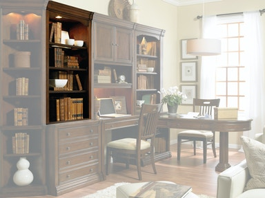 Hooker Furniture Cherry Creek Open Hutch 258-70-417