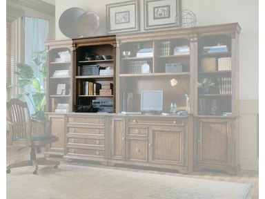"Hooker Furniture Brookhaven 32"" Open Hutch 281-10-417"