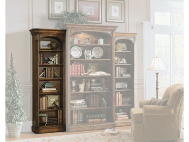 Hooker Furniture Brookhaven Left Bookcase 281-10-541