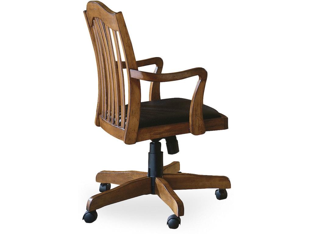 Remarkable Hooker Furniture Home Office Brookhaven Tilt Swivel Chair Hs28130275 Walter E Smithe Furniture Design Evergreenethics Interior Chair Design Evergreenethicsorg