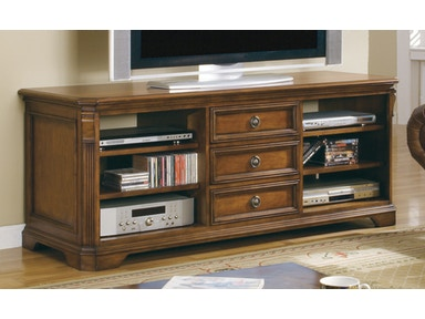 "Hooker Furniture Brookhaven 64"" TV Console 281-55-458"
