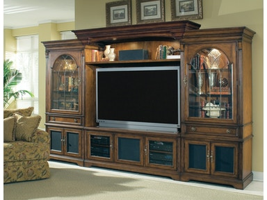 "Hooker Furniture Brookhaven 141.5"" Home Theater Group 281-70-222"