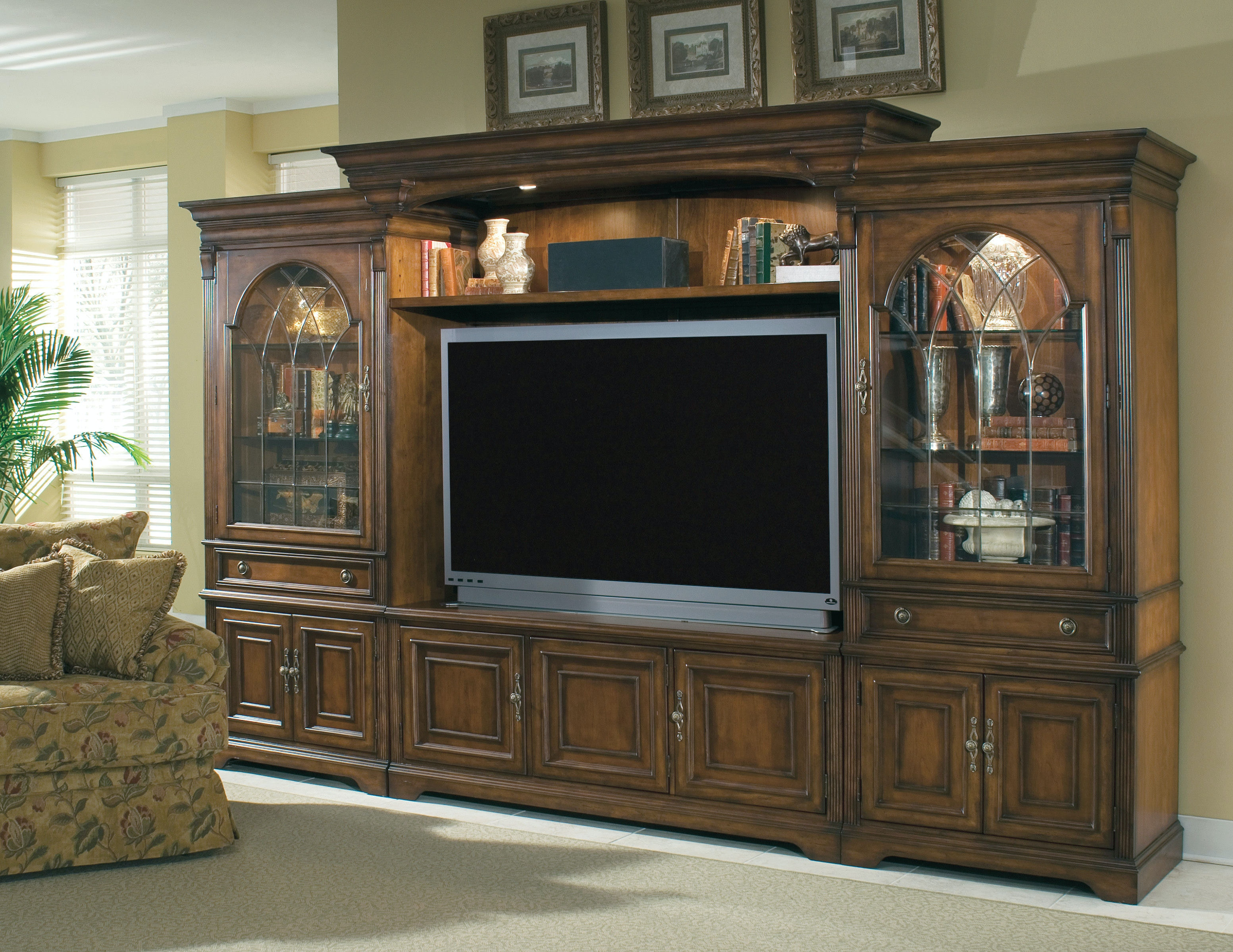 Exceptional Hooker Furniture Brookhaven Home Theater Group 281 70 222