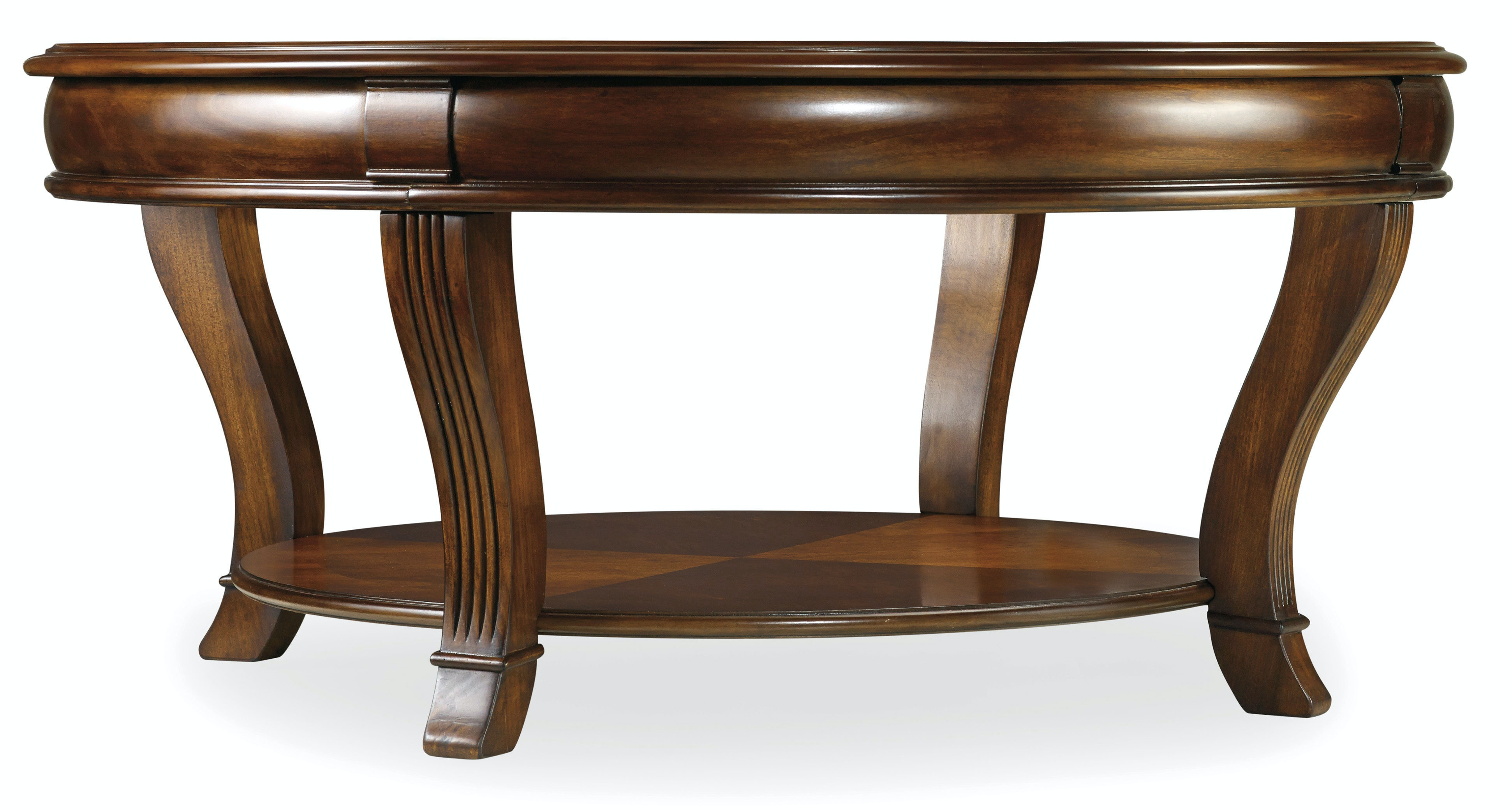 Hooker Furniture Brookhaven Round Cocktail Table 281 80 111