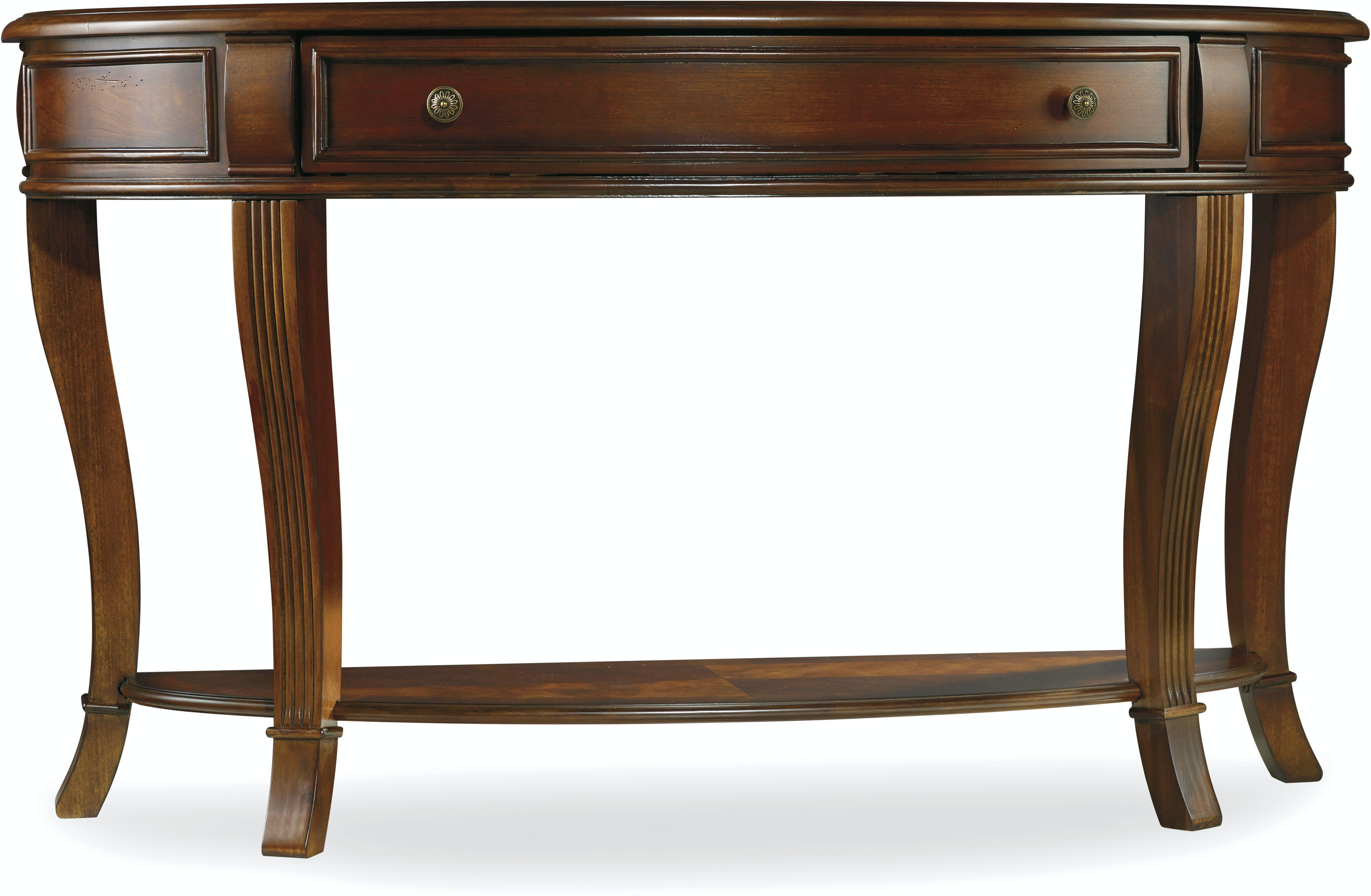 Hooker Furniture Living Room Brookhaven Console Table 281-80-151