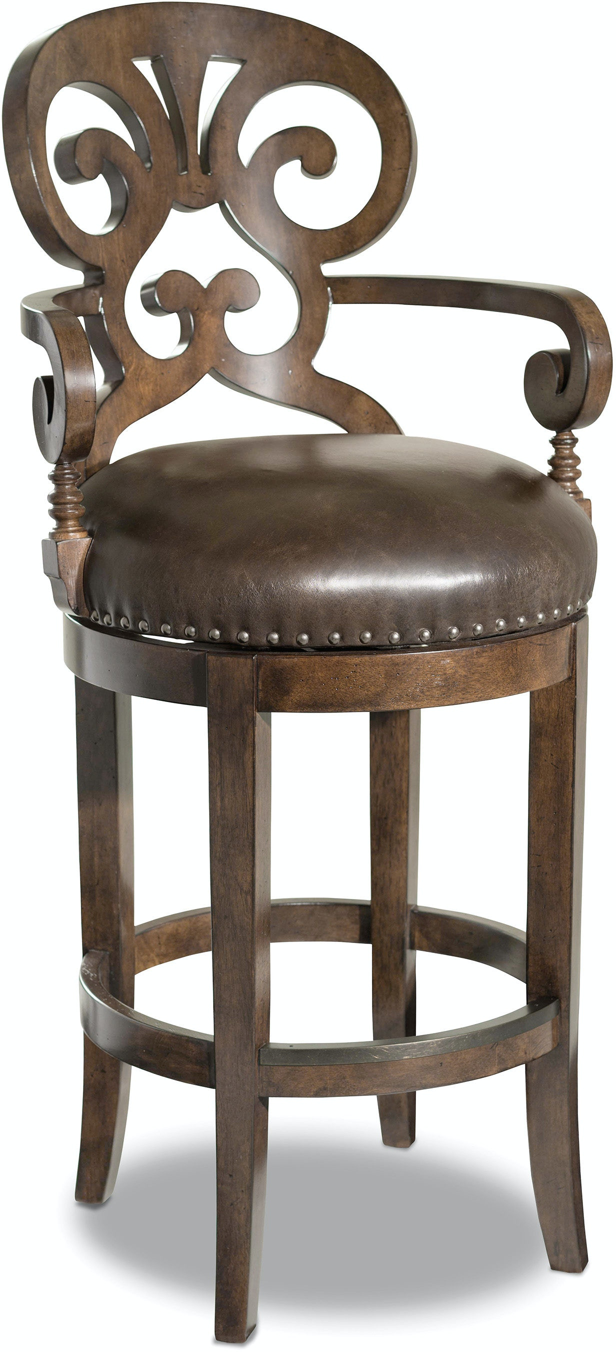 Hooker Furniture Dining Room Jameson Barstool 300 20016