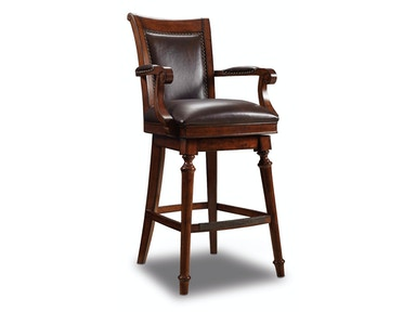 Hooker Furniture Merlot Barstool 300-20025