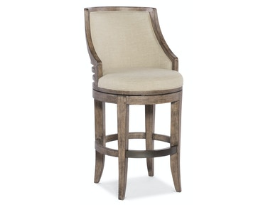 Hooker Furniture Lainey Transitional Barstool 300-20053