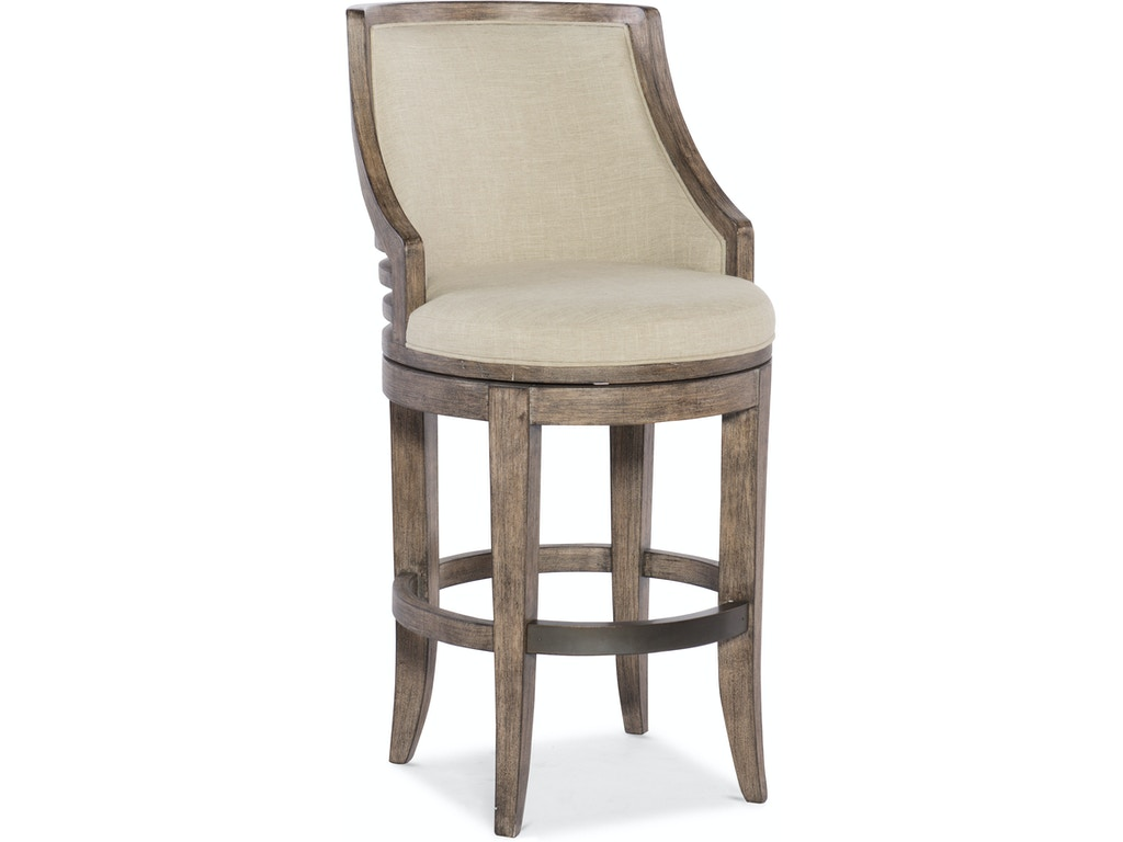 Marvelous Hooker Furniture Dining Room Lainey Transitional Barstool Bralicious Painted Fabric Chair Ideas Braliciousco