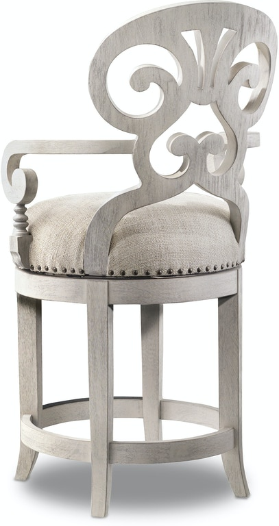 Hooker Furniture Dining Room Mimosa Counter Stool 300