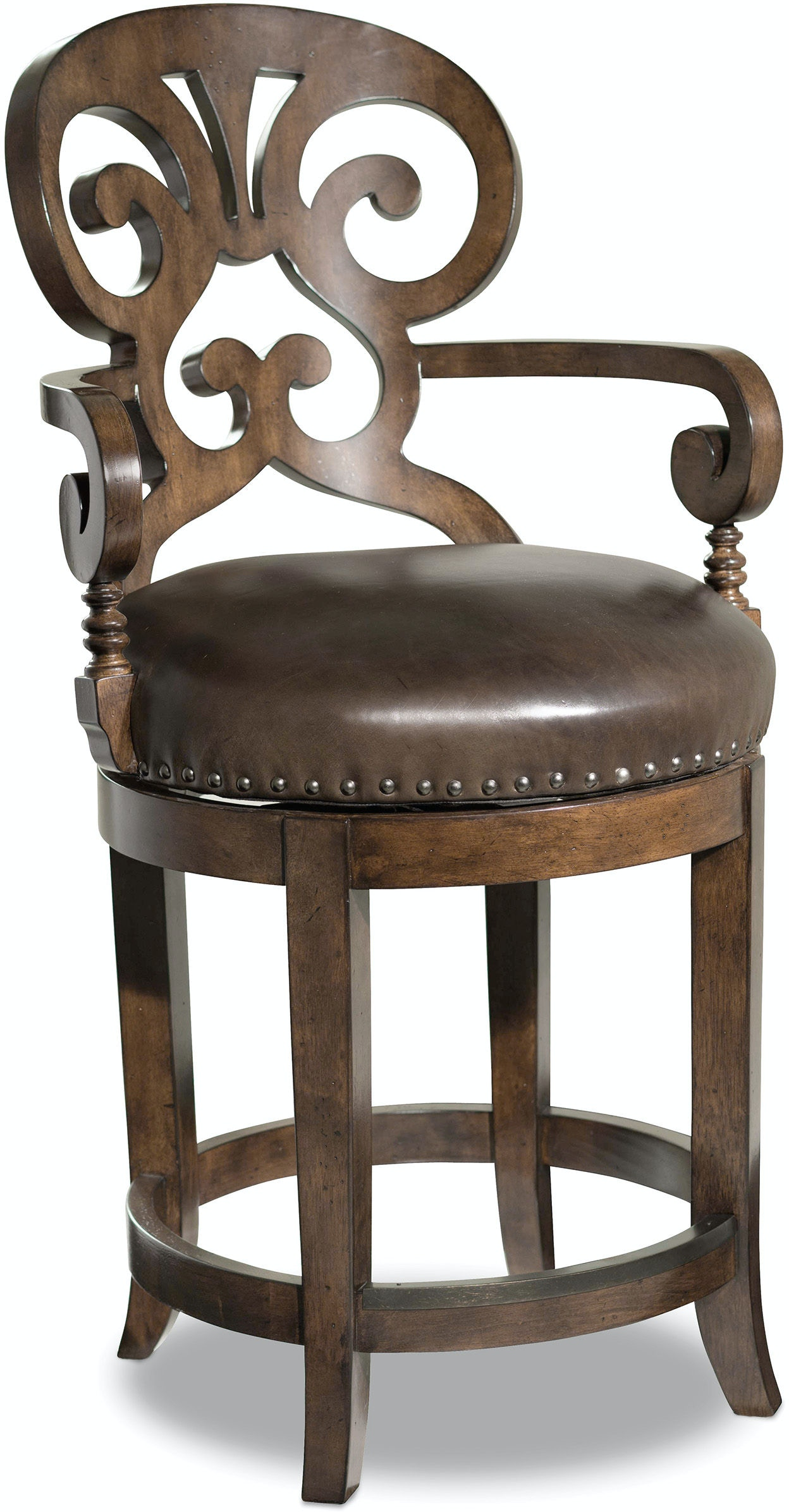 Hooker Furniture Dining Room Jameson Counter Stool 300