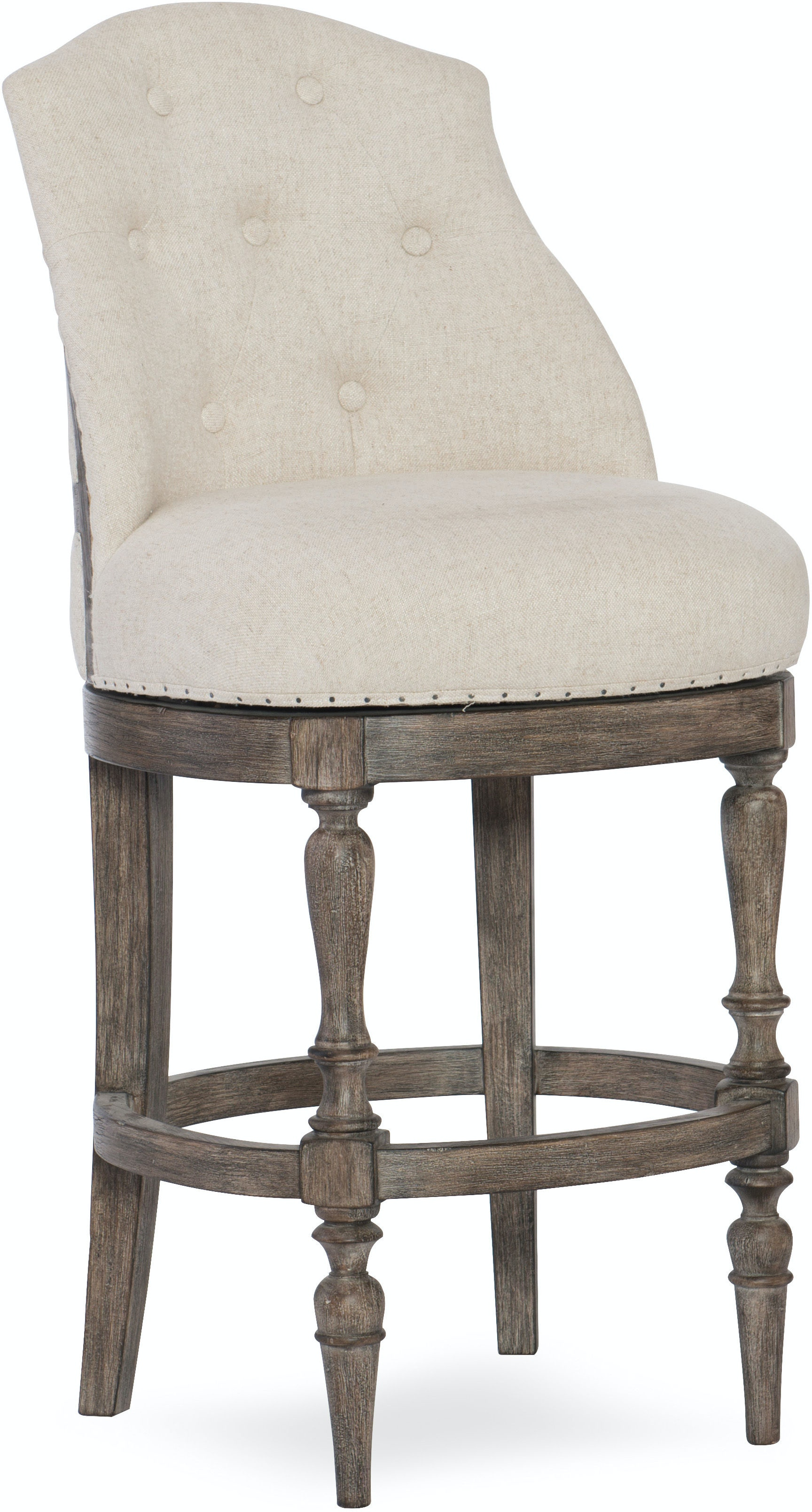 Hooker Furniture Dining Room Kacey Deconstructed Counter Stool 300